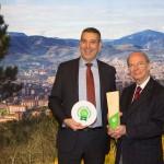 PHS Serkonten premiado por reducir la huella de Carbono