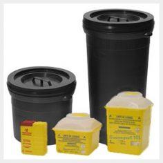 contenedores desechables