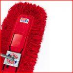 Serkonten permite ahorrar el 50% del tiempo dedicado a limpiar gracias a su Mopa Roja
