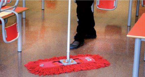 Limind Mark, limpieza y mantenimiento. PHS Serkonten