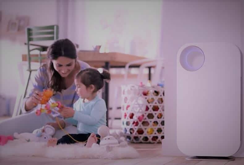 purificador de aire para el hogar