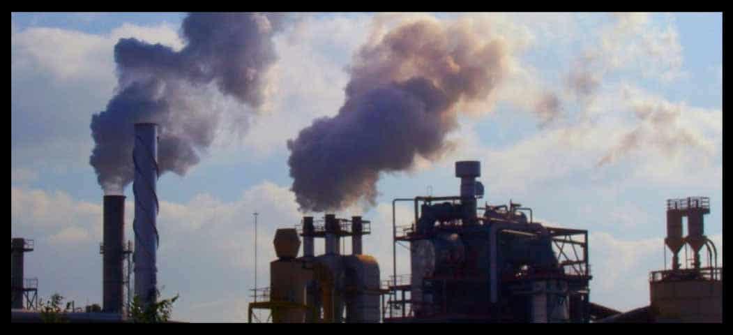 calidad del aire en sanidad medioambiental