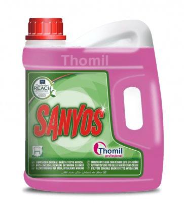 Limpiador Antical Sanyos