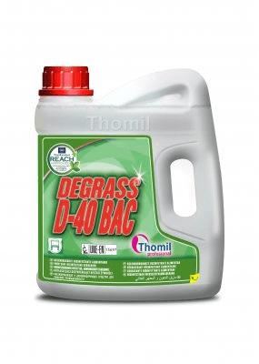 Degrass D-40 Bac