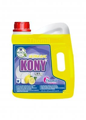 Kony Ultra Bac Lemon 4L
