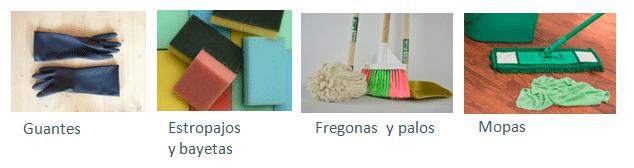 Utensilios-Limpieza