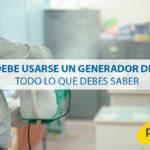 ¿Cómo debe usarse un generador de ozono? Todo lo que debes saber