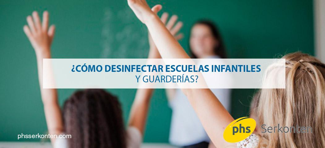 desinfección-de-escuelas